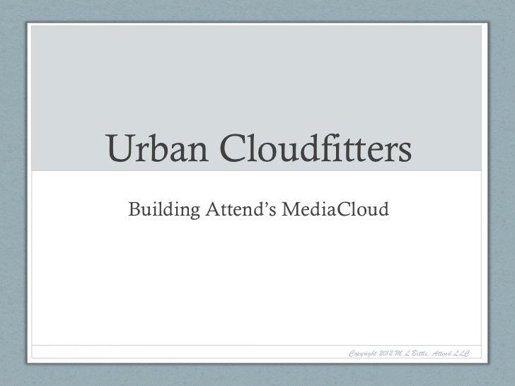 Building a cloud tutorial