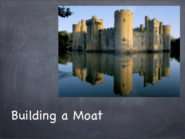 Building a moat   bastion server
