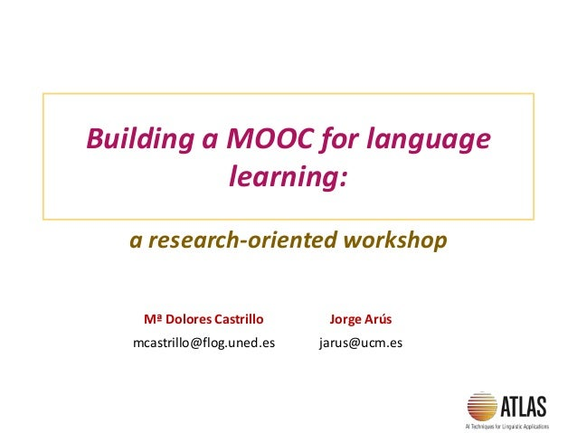 Building a mooc for language learning def (2)