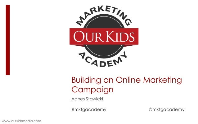 Private School Online Marketing Campaign