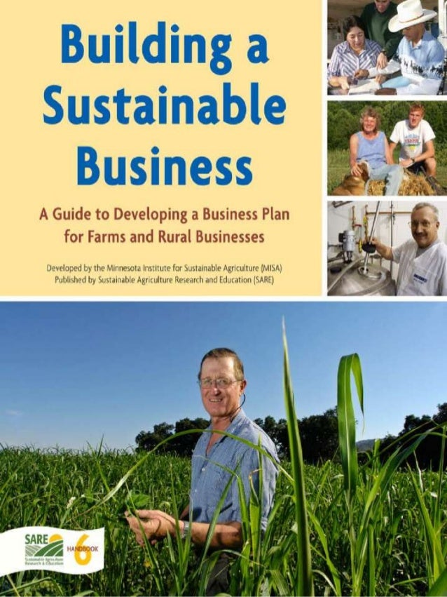 Beginning Farmer Hort 1 Building a sustainable business bfrdp lesson 3