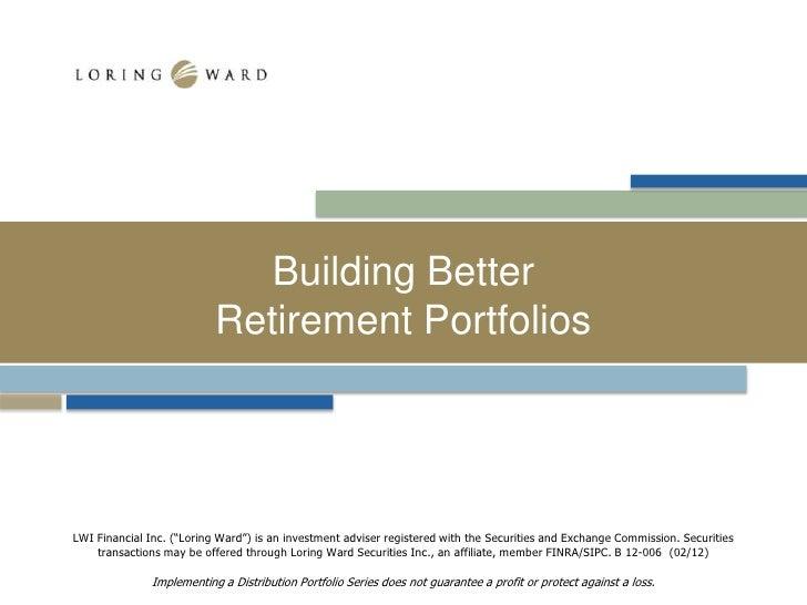 Building better retirement_portfolios_client