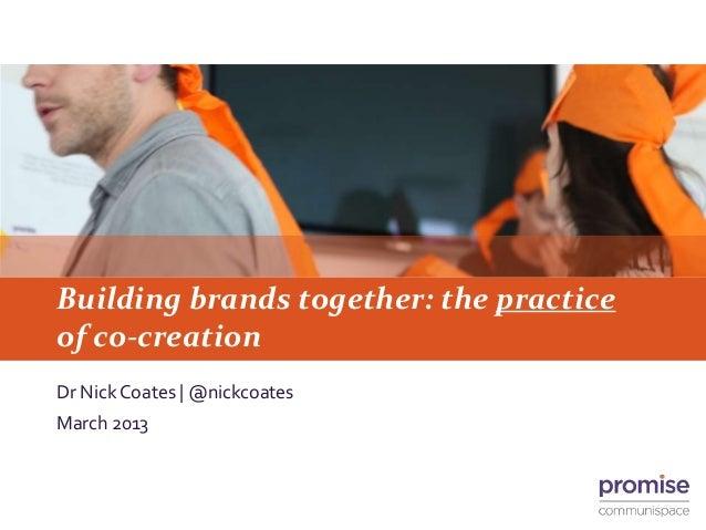 Building brands together   helsinki final
