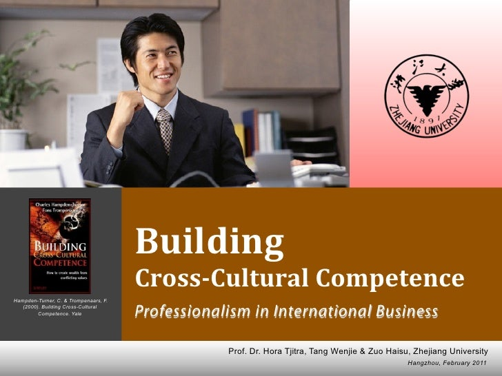 Charles Hampden-Turner & Fons Trompenaars  Building Cross-Cultural Competence                                             ...