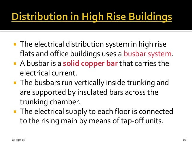 Electric Busduct Install Picture additionally 2015 04 01 archive likewise Building Groupppt also Schematic Of A Solar Cell together with Home Inverter Wiring Diagram. on busbar rising main system circuit