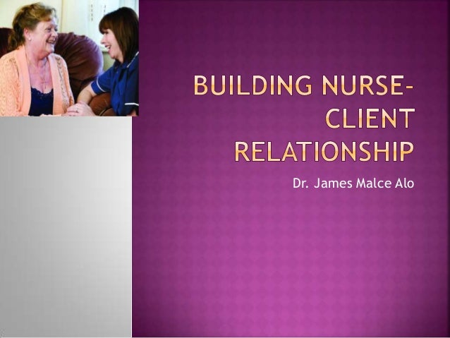 nurse client relationship Nclex help » ethics, processing, and care » procedures and care » care » general care » nurse-patient relationship example question #1 : nurse patient relationship the client in the termination phase of the nurse-client relationship is being very confrontational.