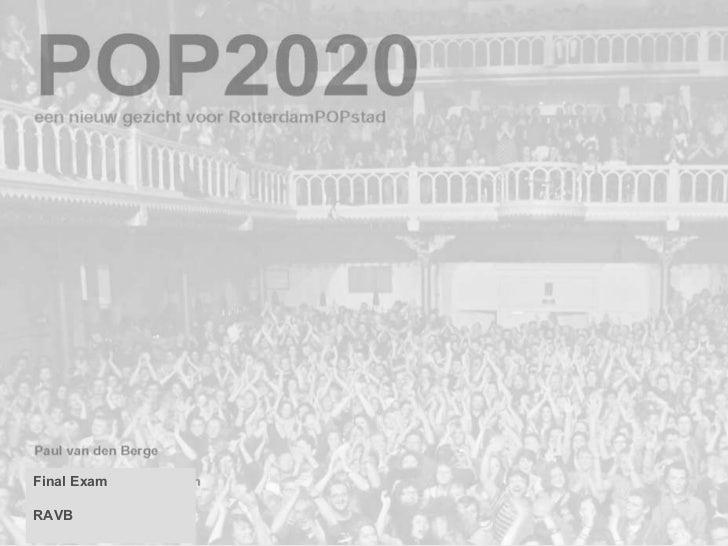 Building Pop2020