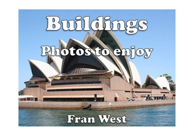 Buildings Kindle Book Available from Amazon.com In this picture book there are 20 colorful photos of different buildings i...