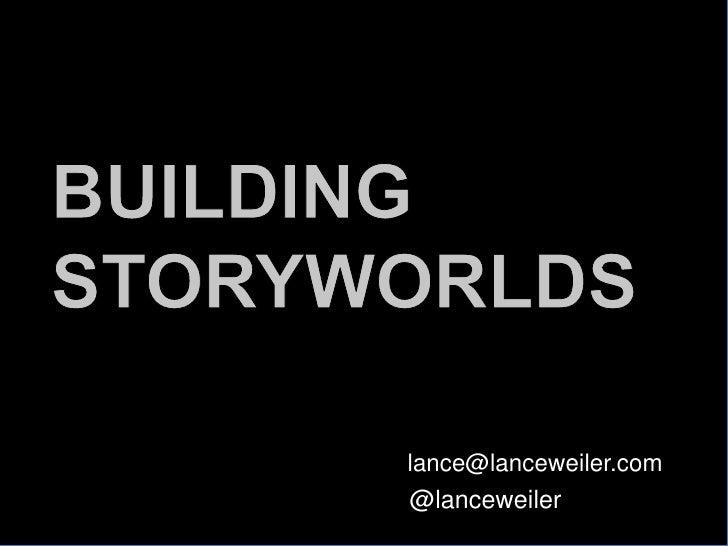 lance@lanceweiler.com@lanceweiler