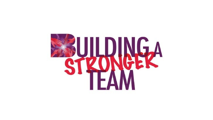 Building Strong Building Strong Team