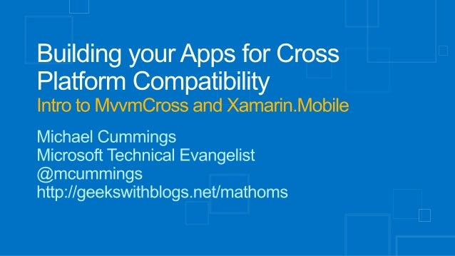 • Toolsets / Frameworks                            • Hybrid Applications              HTML5         • IntegratedPortabilit...