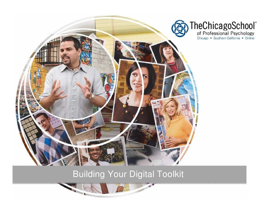 Building Your Digital Toolkit