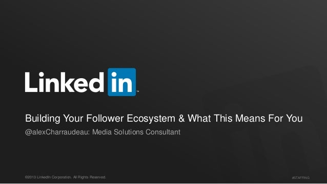 Building Your Follower Ecosystem