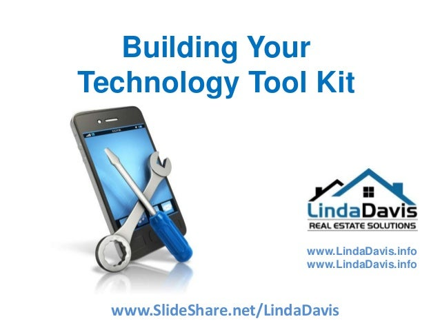 Building your Technology Tool Kit - Greater Hartford Board of Realtors