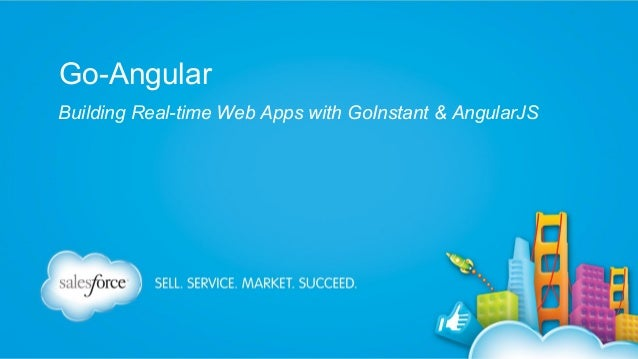 Go-Angular Building Real-time Web Apps with GoInstant & AngularJS
