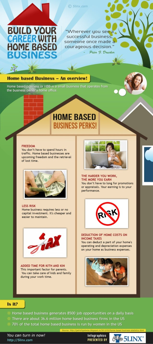 Build Your Career with Home Based Business