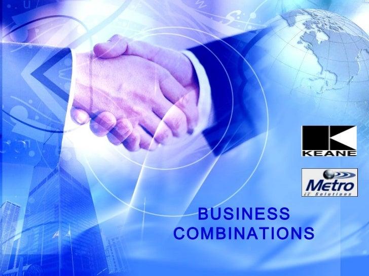 BUSINESSCOMBINATIONS        1