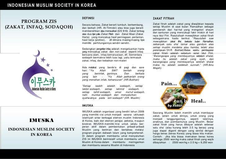 INDONESIAN MUSLIM SOCIETY IN KOREA                               DEFINISI                                                 ...