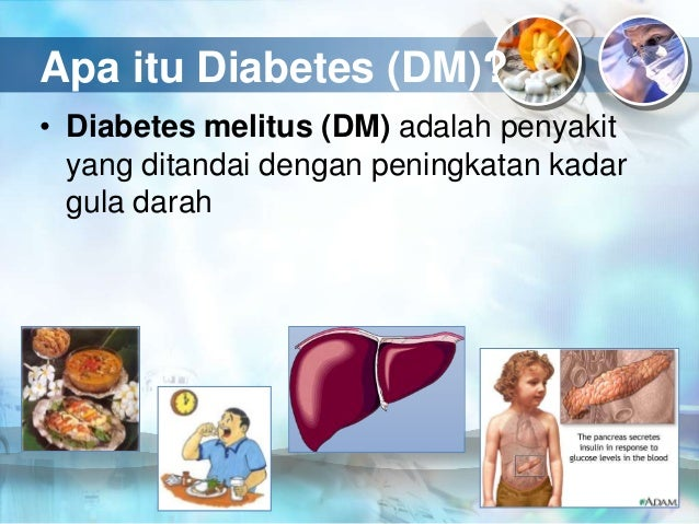 Image result for APA ITU DIABETES