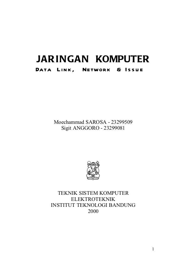 Buku jaringan-komputer-data-link-network-dan-issue-12-2000