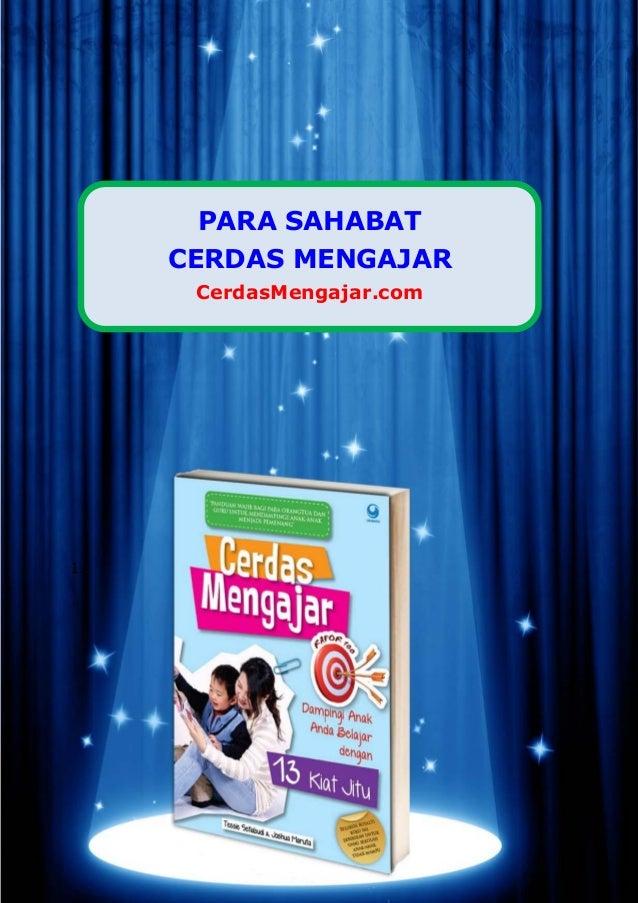 Hal - 0       PARA SAHABAT     CERDAS MENGAJAR      CerdasMengajar.com1.
