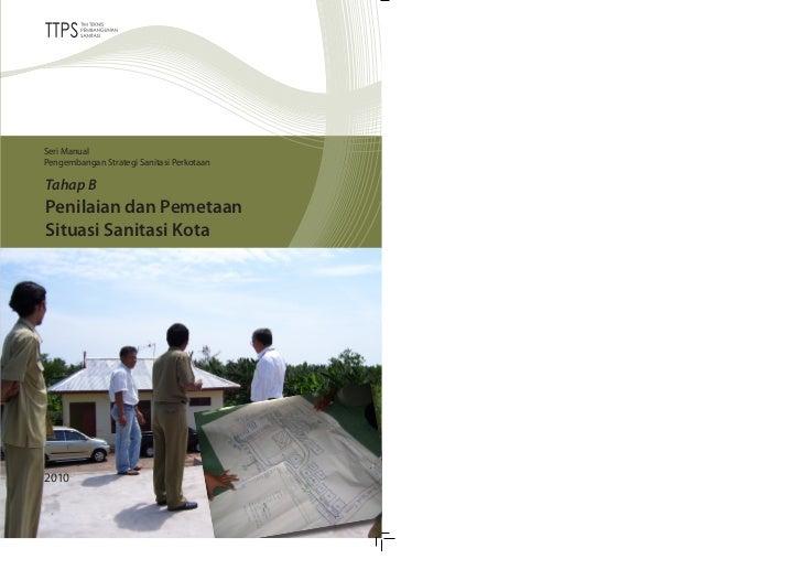 Manual B Penyusunan Buku Putih Sanitasi Kota