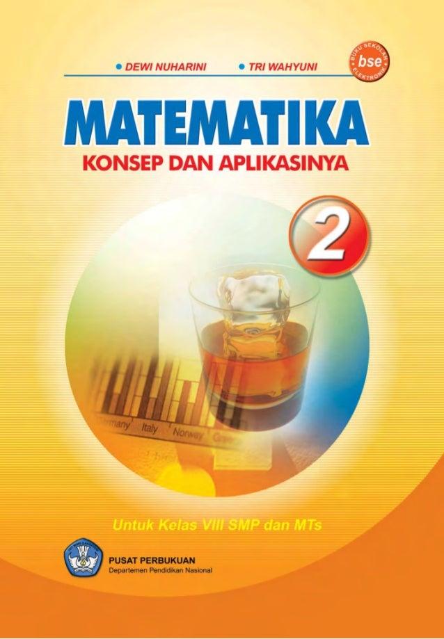 E-book matematika kls VIII