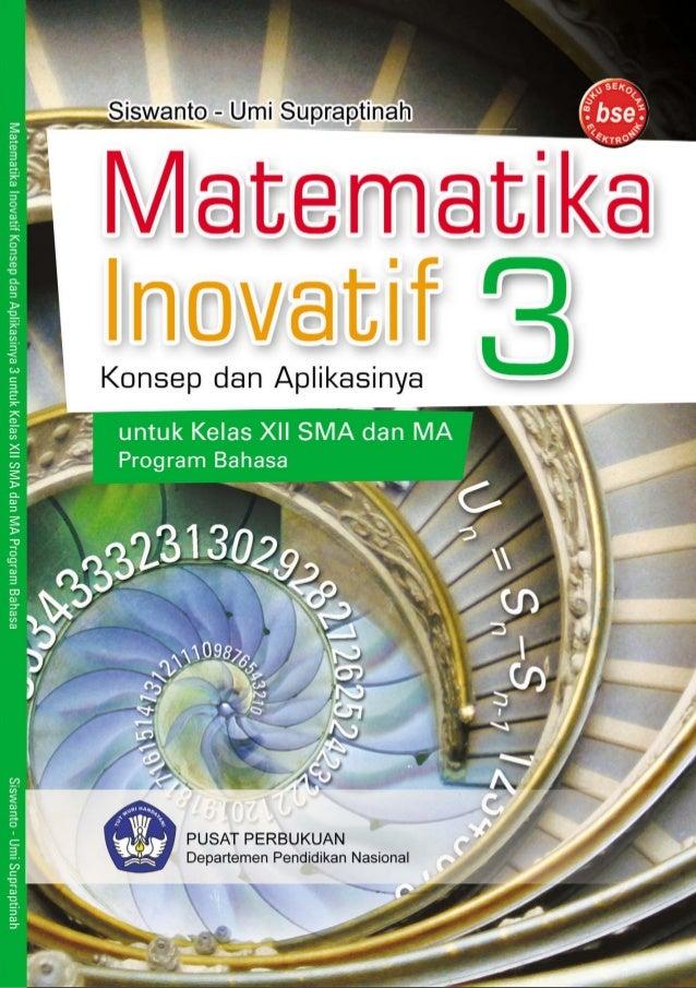 E-book matematika kls XII BAHASA