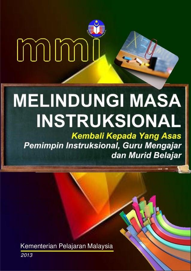 Kementerian Pelajaran Malaysia2013