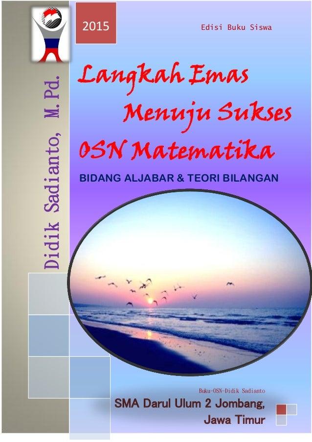 Buku Osn 2015 Didik