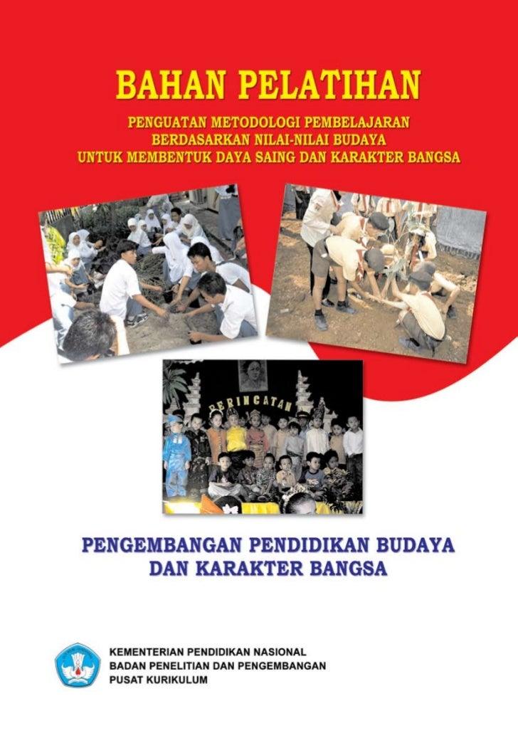 Buku pedoman pendidikan_budaya_dan_karakter_bangsa