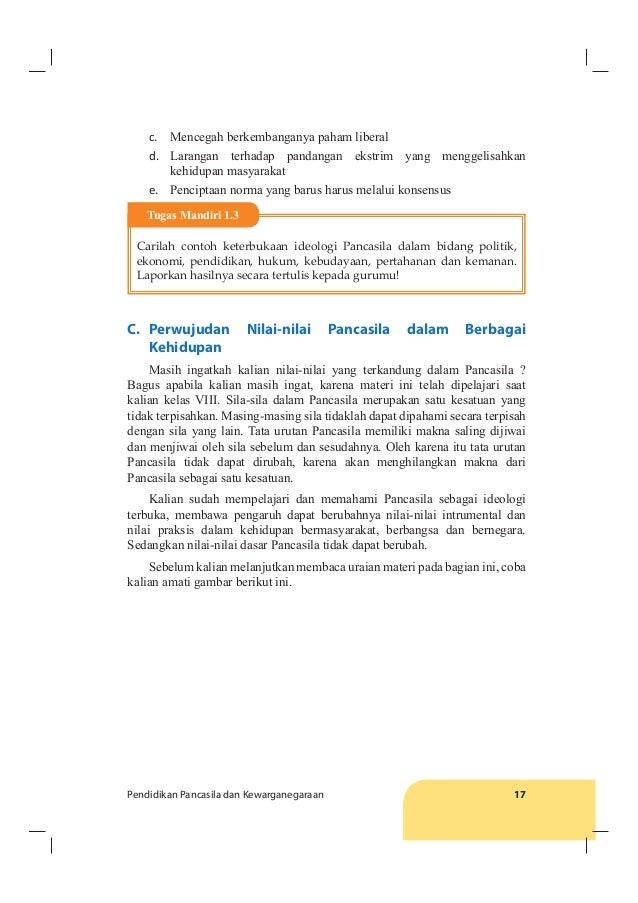 Buku pegangan siswa pp kn smp kelas 9 kurikulum 2013