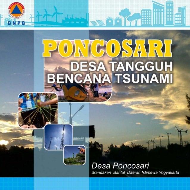 PONCOSARI: Desa Tangguh Bencana Tsunami