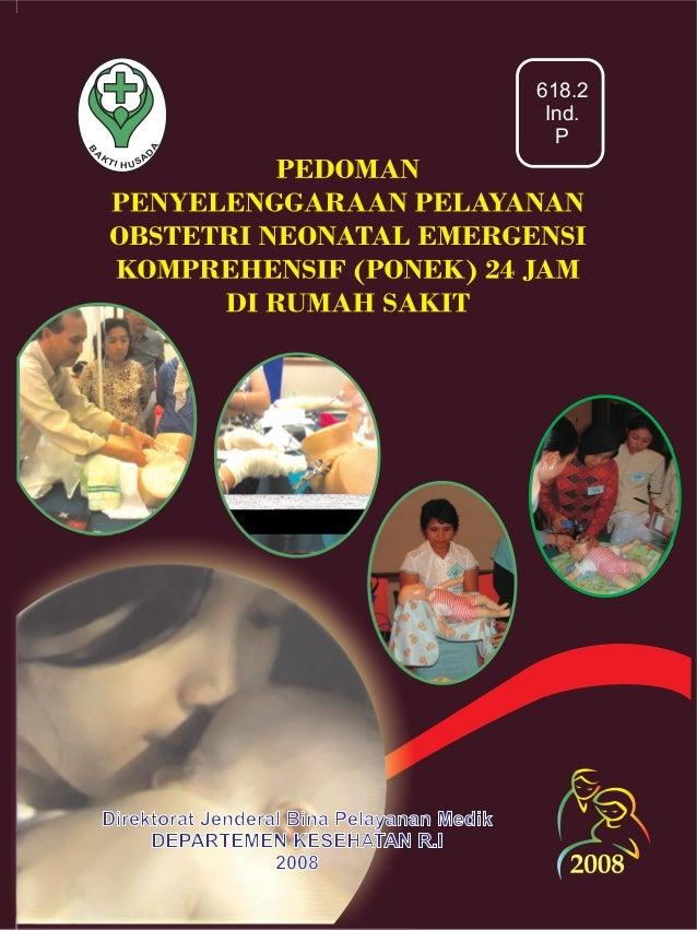 Buku ponek 2008