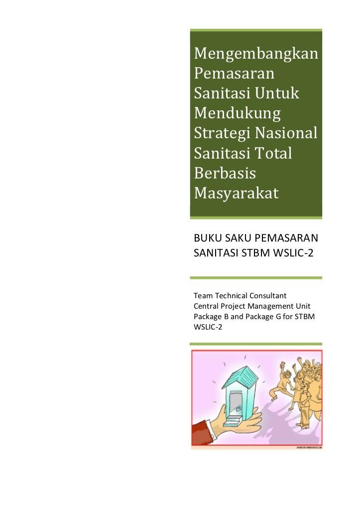 Buku saku pemasaran sanitasi stbm_wslic2
