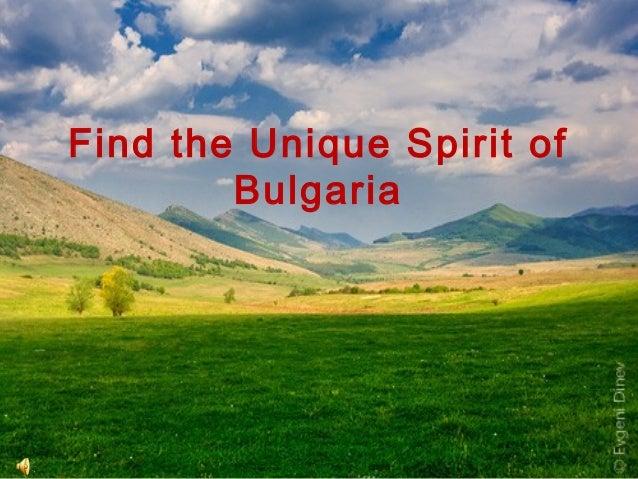 Bulgaria my country