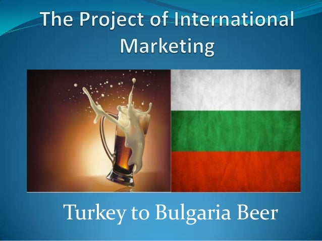 Turkey to Bulgaria Beer