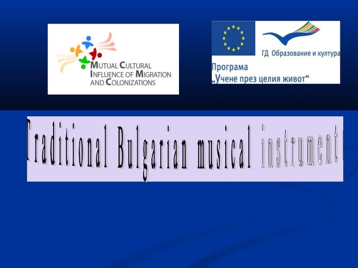 Music of BulgariaBulgarian music is part of the Balkan tradition,which stretches across Southeastern Europe,and has its ow...