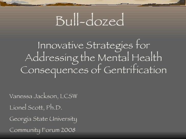 Bull Dozed Gsu Community Forum
