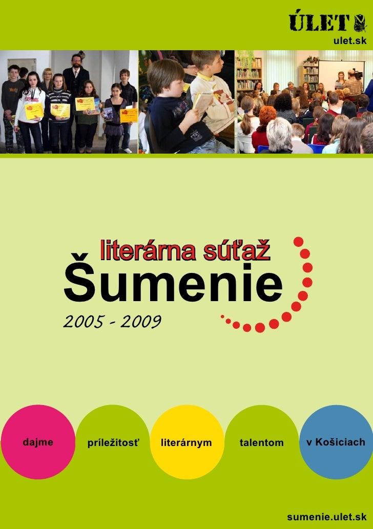 Bulletin Š(umenie) 2009