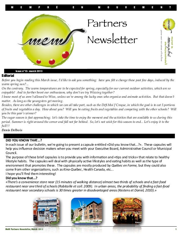 Partners Newsletter mem march 2013    en
