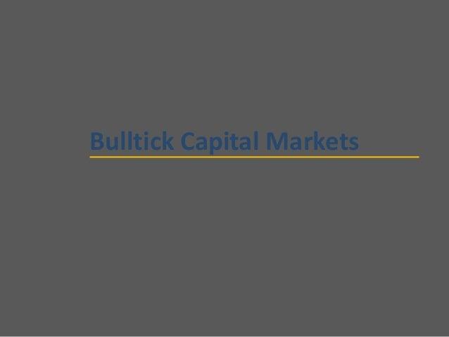 Bulltick Capital Markets