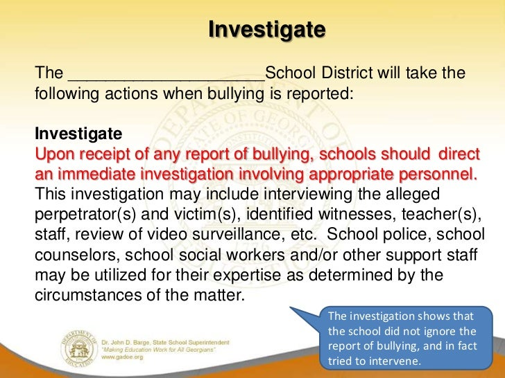 when bullying leads to believing essay Bullying: adolescence and bullying essay bullying: taking over our schools almost all schools in new zealand have cases of bullying each school is different as is each student the students have different backgrounds regarding family, illnesses and education each case of bullying is different they have different outcomes and different causes.