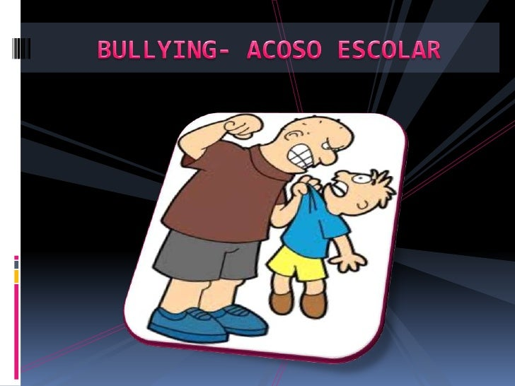 bullying and murillo c Bullying is one of the most common forms of aggression experienced by school-aged youth, yet research is sparse in low- and middle-income countries (lmic) where cultural and contextual factors may influence victimization dynamics.