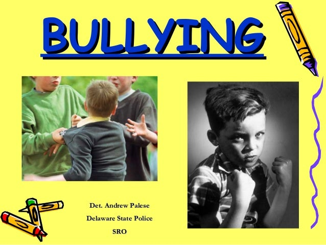 All about Bullying