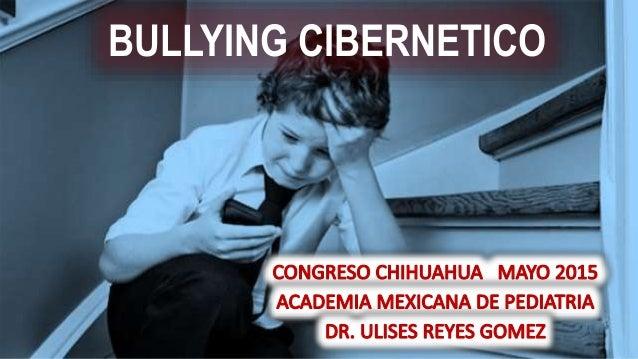 BULLYING CIBERNETICO