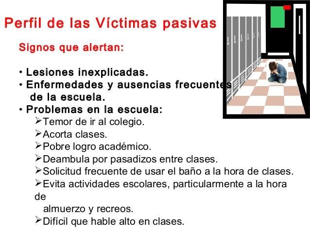 Juegos De Ir Al Baño En El Colegio:son víctimas fáciles de bullying ...