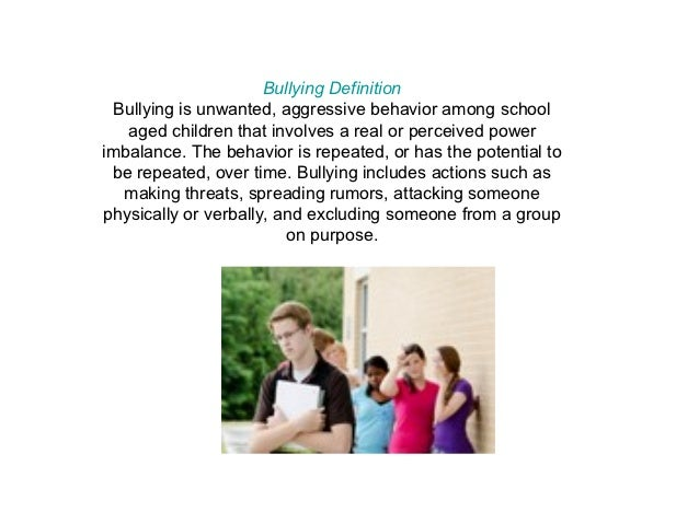 Don't Bully-Motivate Others