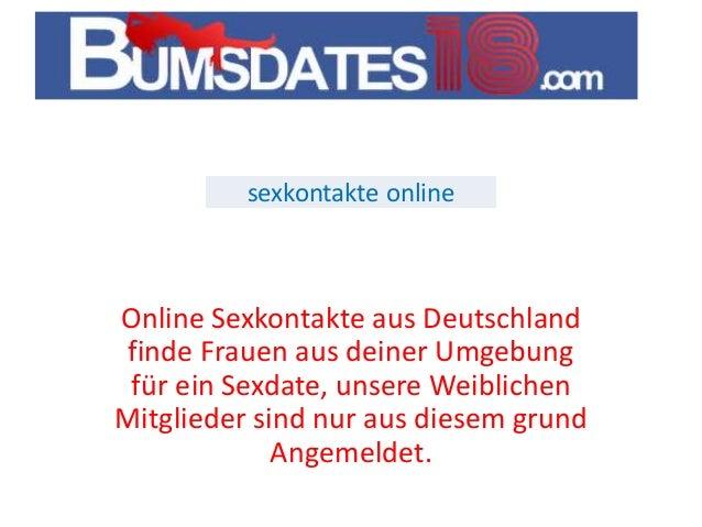 sexkontakte online Pinneberg
