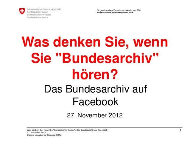 Eidgenössisches Departement des Innern EDI                                                                    Schweizerisc...
